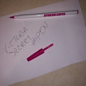 RARE Victoria's Secret ink pen